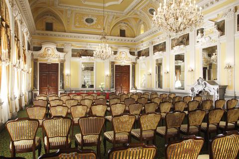 Grand Hotel Europa - Barock hall © Grand Hotel Europa Innsbruck I Harald Voglhuber