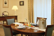 Hotel de France - Suite © Gerstner Hotels