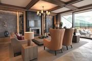 Interalpen-Hotel Tyrol  - Wohnzimmer Panorama Suite Grand © Interalpen-Hotel Tyrol