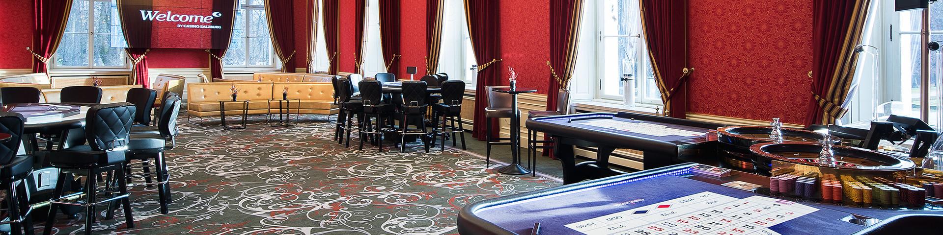Casino Salzburg Lounge © Casino Salzburg