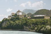 Festung Kufstein - Aussenansicht bei Tag © Festung Kufstein