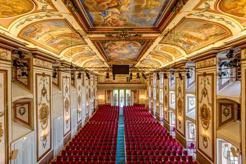 Schloss Esterházy - Haydnsaal © PAN.EVENT GMBH und Esterházy Betriebe GmbH