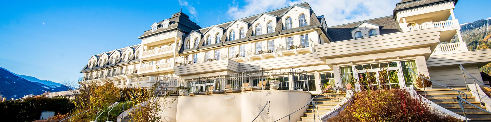 Grandhotel Lienz - Aussenansicht © Grandhotel Lienz