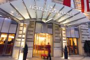 Hotel de France - Aussenansicht Eingang © Gerstner Hotels