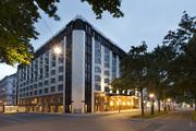 Hilton Vienna Plaza - Aussenansicht © Hilton Plaza