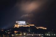 Festung Kufstein - Aussenansicht bei Nacht © Festung Kufstein