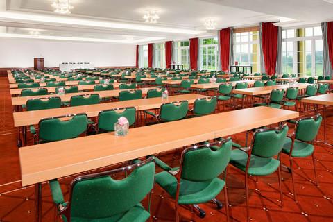 Sheraton Fuschlsee-Salzburg Hotel Jagdhof - Conference room Fuschlsee © Sheraton Fuschlsee-Salzburg Hotel Jagdhof
