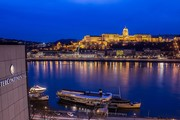 IC Budapest - Ausblick © Intercontinental Budapest