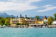 Falkensteiner Schlosshotel Velden - Aussenansicht © Falkensteiner Hotels & Residences