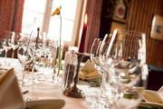 Hotel Pulverer - gedeckter Tisch © Hotel Pulverer