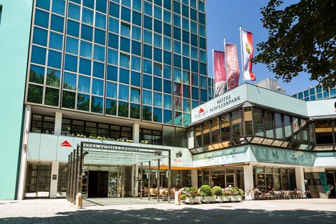 Austria Trend Hotel Schillerpark - Exterior view © Austria Trend Hotels
