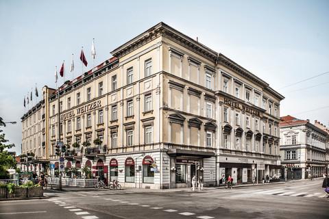 Hotel Das Weitzer - exterior view © Weitzer Hotels