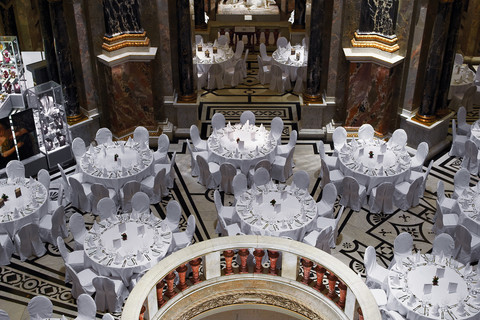 Kunsthistorisches Museum Wien - Banquet Cupola hall © KHM-Museumsverband, 2017