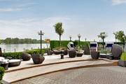 Hilton Vienna Danube Waterfront - Aussenbereich © Hilton Danube Waterfront