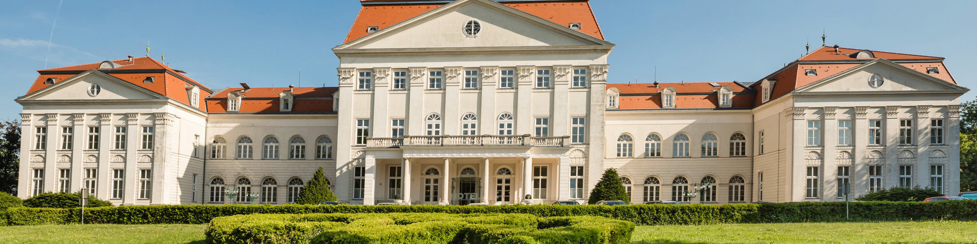 Austria Trend Hotel Schloss Wilhelminenberg - Aussenansicht © Austria Trend Hotels
