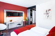 Pannonia Tower Hotel - Zimmer Pannonia © Robert Tober