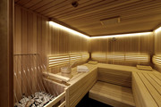 Hilton Vienna Plaza - Sauna © Hilton Plaza