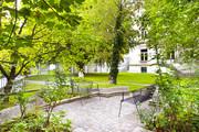 Palais Strudlhof - Garten © Palais Strudlhof