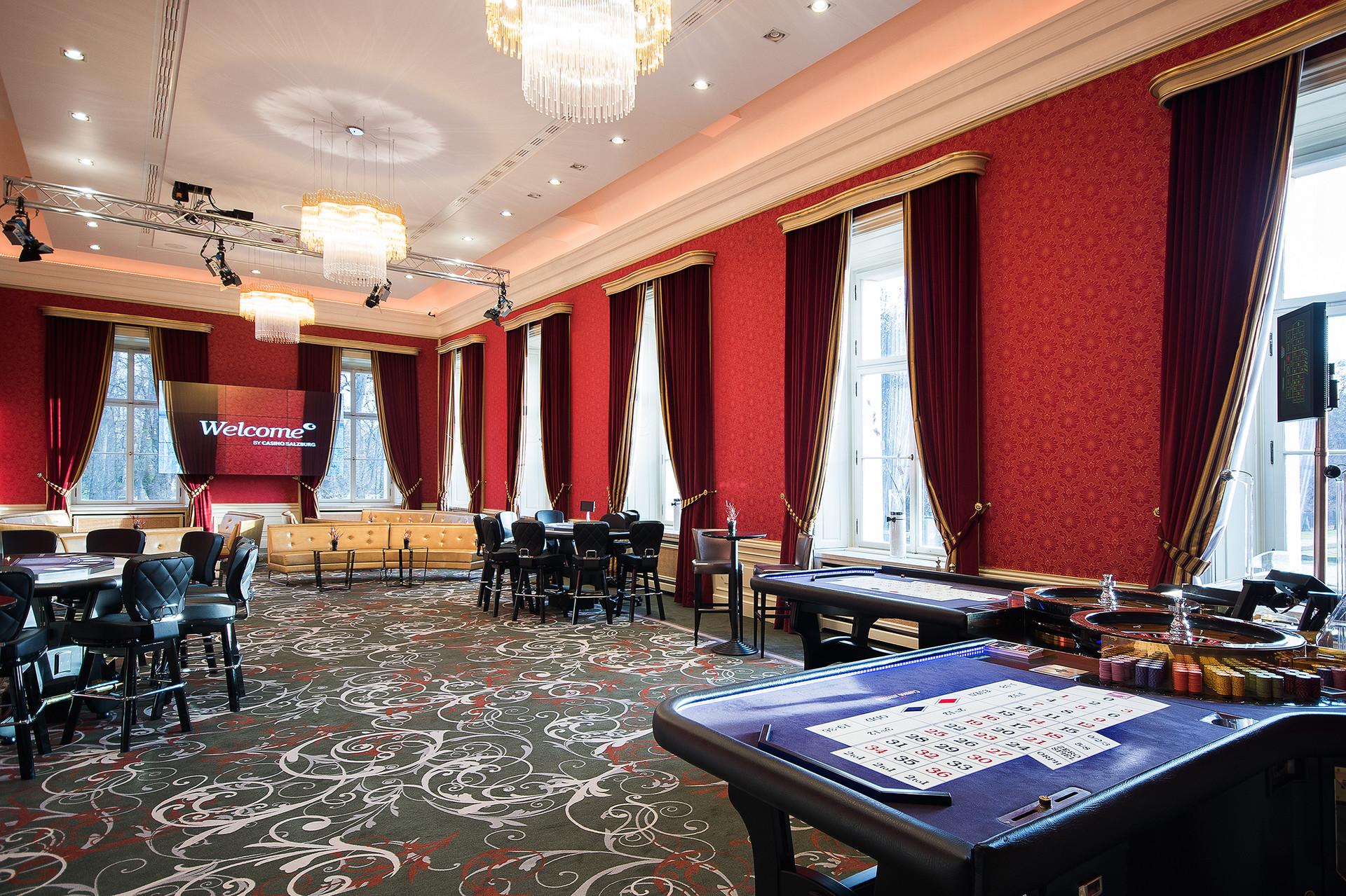 Restaurant Casino Salzburg