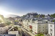 Hotel Sacher Salzburg - Aussenansicht © Hotel Sacher Salzburg