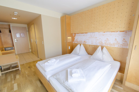 JUFA Hotel Salzburg City - Double room © JUFA Hotels
