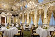 Grand Hotel Europa - Barocksaal Bankett © Grand Hotel Europa Innsbruck | Harald Voglhuber
