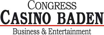 Congress Casino Baden - CCB Logo NEU mit Untertext © Congress Casino Baden
