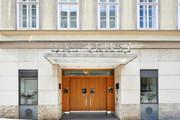 Hotel DAS TRIEST - Aussenansicht Eingang © Hotel DAS TRIEST