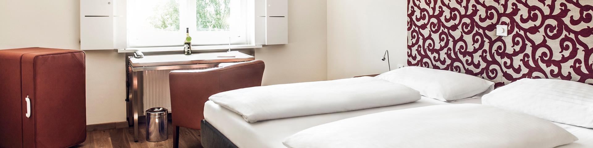 Hotel Das Weitzer - Doppelzimmer Classic 2 © Das Weitzer