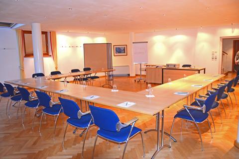 Seehotel Brandauer's Villen - Seminar room © Seehotel Brandauer's Villen