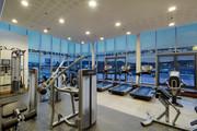 Hilton Budapest City - Fitnesszenter © Hilton Budapest City