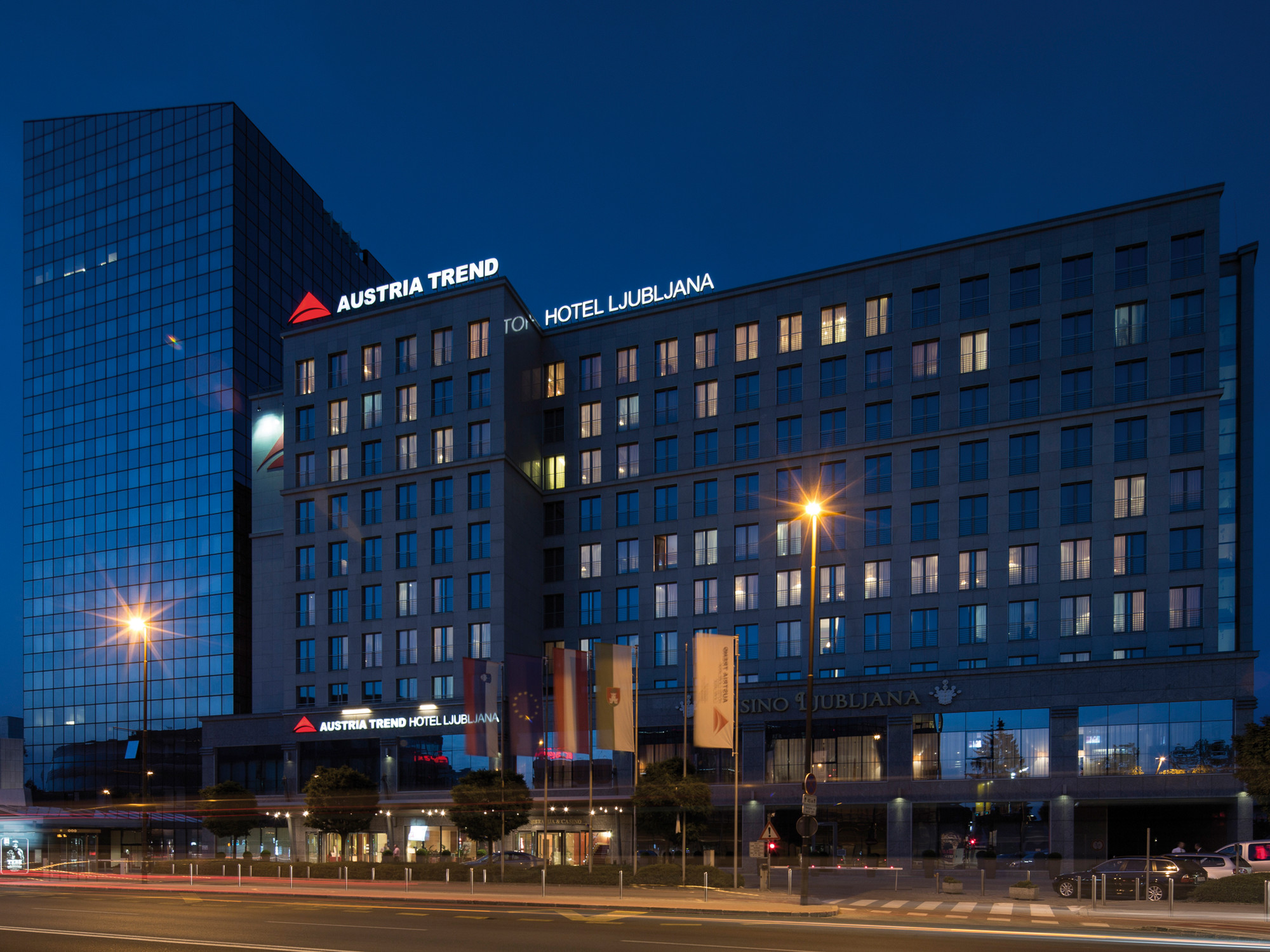 Ihr kongresshotel in slowenien for Design hotel slowenien