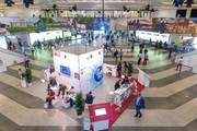 Austria Center Vienna - Eingangshalle3 © IAKW-AG | Ludwig Schedl