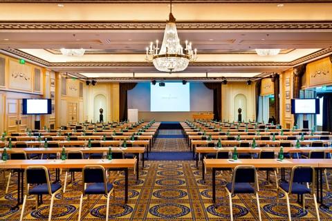 InterContinental Wien - Ballsaal 1-3 © InterContinental Wien