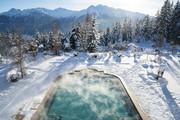 Interalpen Hotel Tyrol - Winter Poolblick © Interalpen Hotel Tyrol