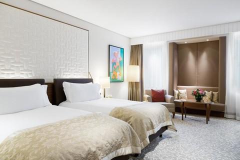 The Ritz-Carlton, Vienna - double room © The Ritz-Carlton