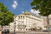 Austria Trend Hotel Ananas - Aussenansicht © Austria Trend Hotels