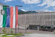 congress Schladming - Aussenansicht Sommer © congress Schladming | MOOM/Steiner