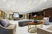 Hilton Budapest - Historical Lounge Reception © Hilton Budapest