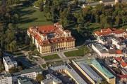 Schloss Esterházy - Vogelperspektive © PAN.EVENT GMBH und Esterházy Betriebe GmbH