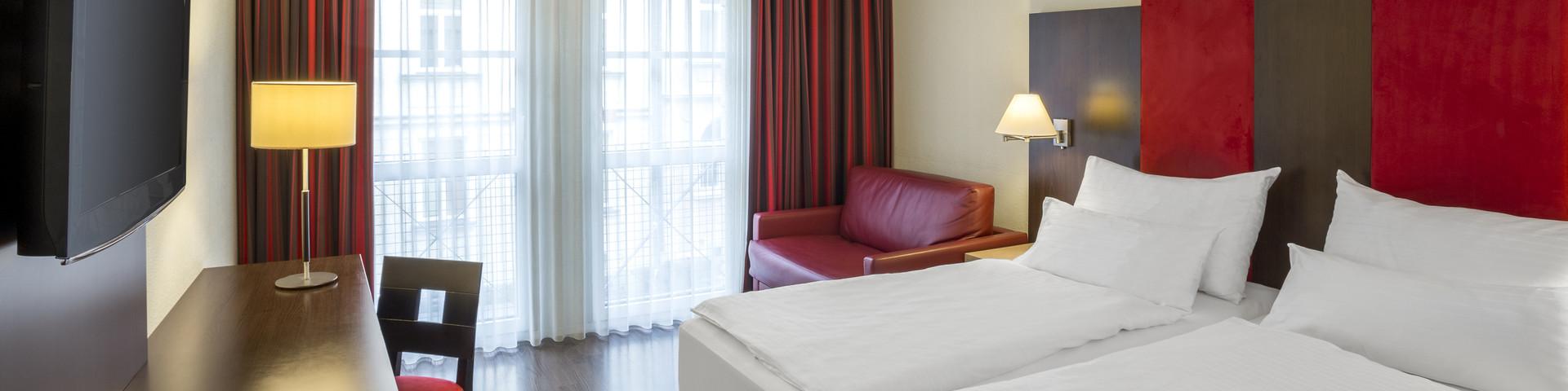 Hotel NH Salzburg City - Standardzimmer © NH Salzburg City
