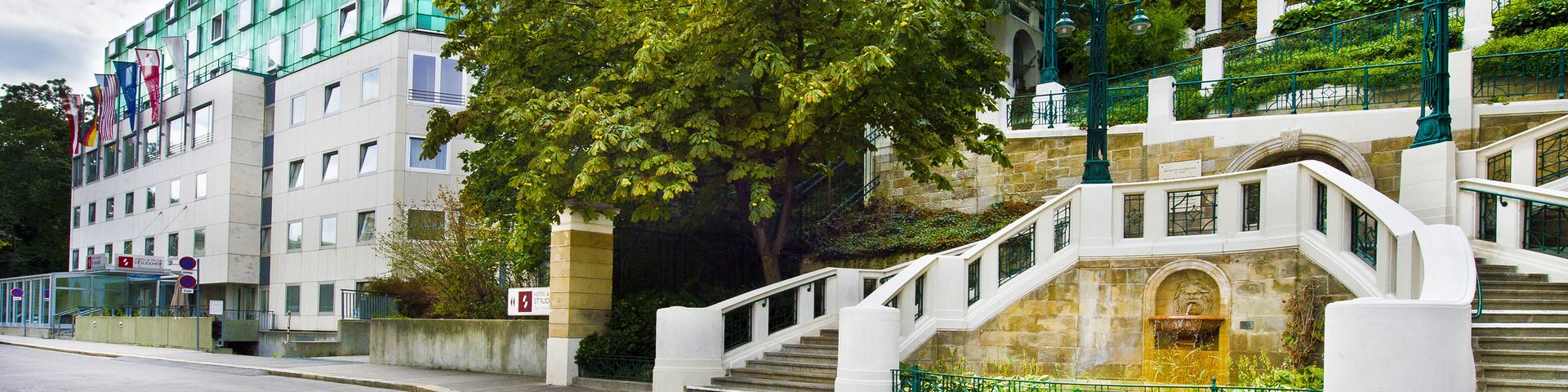 Palais Strudlhof - Aussenansicht © Palais Strudlhof