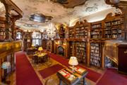 Hotel Schloss Leopoldskron - Max Reinhardt Bibliothek © Hotel Schloss Leopoldskron