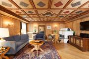 Grand Hotel Europa - Suite living © Grand Hotel Europa Innsbruck | Harald Voglhuber