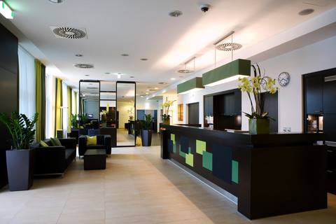 Rainers Hotel Vienna - Reception © Rainers Hotel Vienna