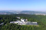 Suite Hotel Kahlenberg - Luftaufnahme © Kahlenberg
