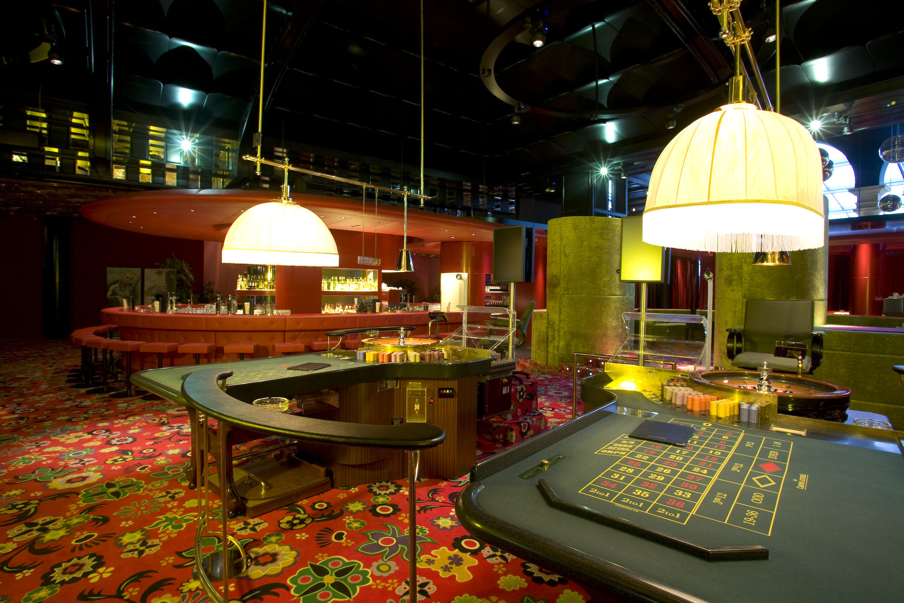 Congress Casino Baden - event location in Austria