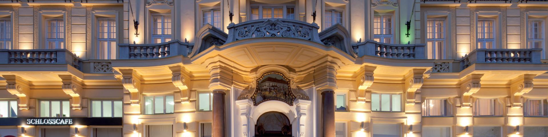 Austria Trend Parkhotel Schoenbrunn - Aussenansicht © Austria Trend Hotels