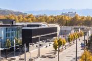Messezentrum Salzburg - Festungblick Halle 1 © Habring