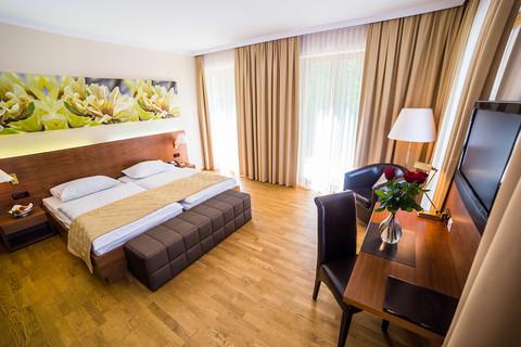 Schlosspark Mauerbach - Double room © Schlosspark Mauerbach